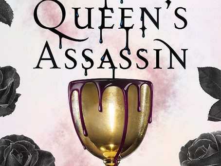 The Queen's Assassin Cover Reveal