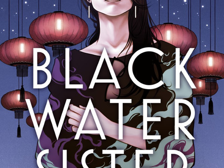 Black Water Sister Cover Reveal