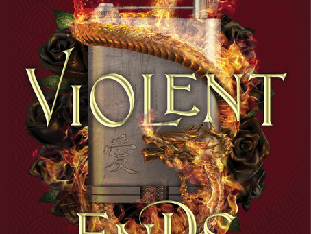 Our Violent Ends Cover Reveal