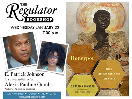 In Conversation with E. Patrick Johnson