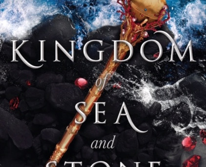 Kingdom of Sea and Stone Cover Reveal