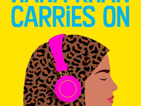 Hana Khan Carries On Cover Reveal