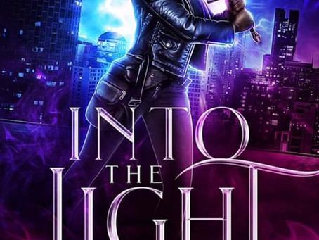Into The Light Cover Reveal