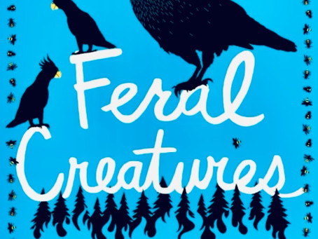 Feral Creatures Cover Reveal