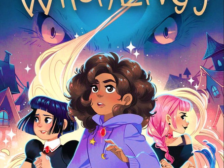Witchlings Cover Reveal