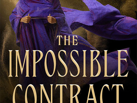 The Impossible Contract Book Review