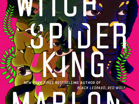 Moon Witch Spider King Cover Reveal
