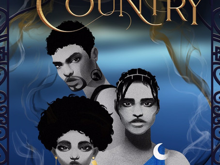Dream Country Cover Reveal