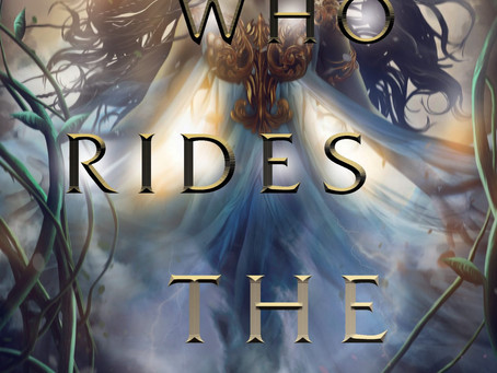She Who Rides The Storm Cover Reveal