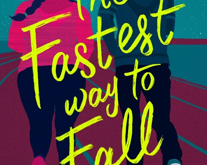 The Fastest Way To Fall Cover Reveal