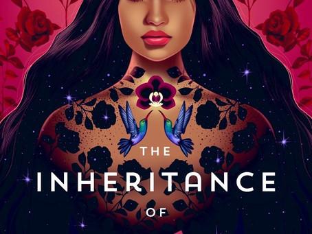 The Inheritance of Orquidea Divina Cover Reveal