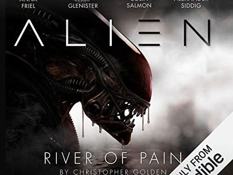 Alien: River Of Pain Book Review