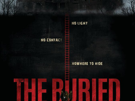 The Buried Cover Reveal