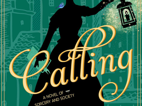 Calling Cover Reveal