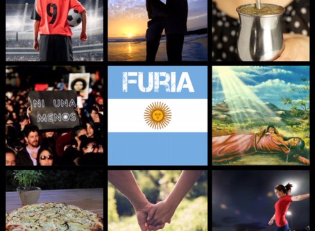Algonquin Blog Tour: Furia by Yamile Mendez | Mood Board