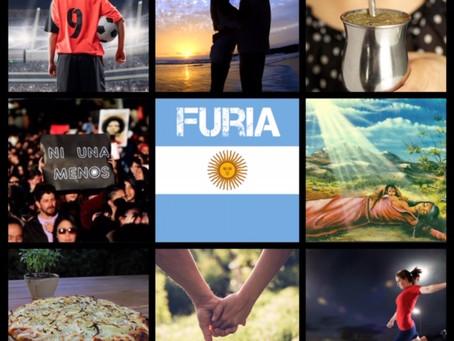 Algonquin Blog Tour: Furia by Yamile Mendez | Mood Board