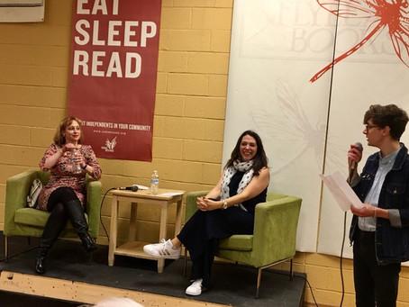 Jodie Lynn Zdrok & Emily Roberson Book Signing