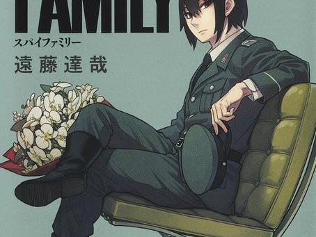 Spy x Family Vol 5 Cover Reveal