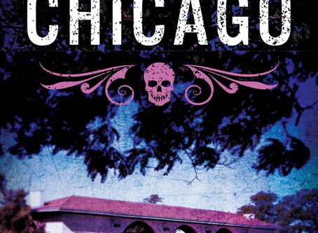 Children of Chicago Cover Reveal