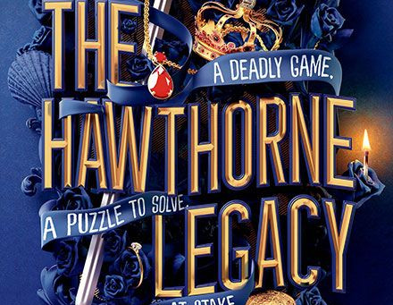 The Hawthorne Legacy Cover Reveal