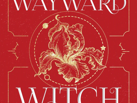 Wayward Witch Cover Reveal