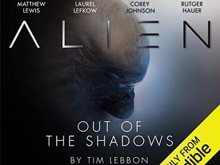 Alien: Out Of The Shadows Book Review
