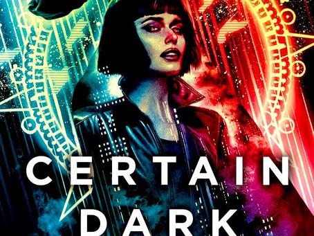 Certain Dark Things Cover Reveal