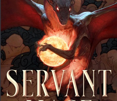 Servant Mage Cover Reveal