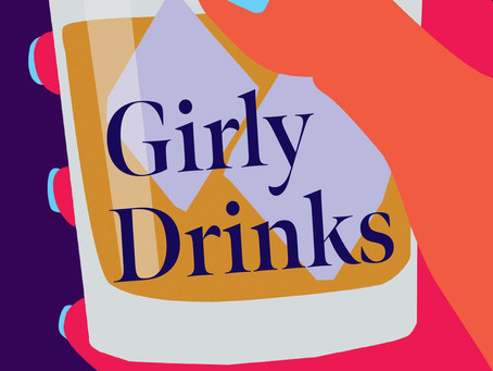 Girly Drinks Cover Reveal