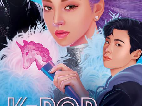 K-Pop Revolution Cover Reveal