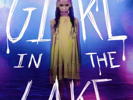 The Girl In The Lake Cover Reveal