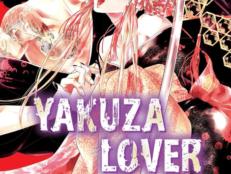 Manga Monday: Yakuza Lover Vol 3 Cover Reveal