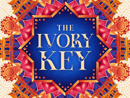 The Ivory Key Cover Reveal