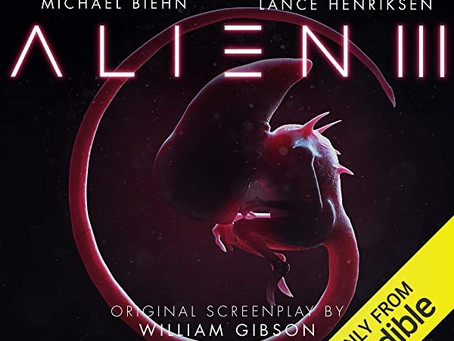 Alien III Book Review