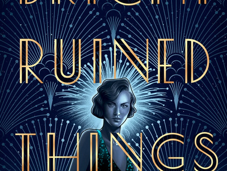 Bright Ruined Things Cover Reveal