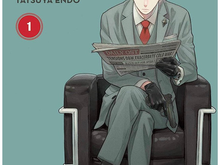 Spy X Family Vol 1 Book Review