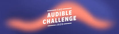 The Audible 2020 Challenge