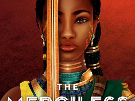 The Merciless Ones Cover Reveal