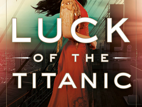 Luck Of The Titanic Cover Reveal
