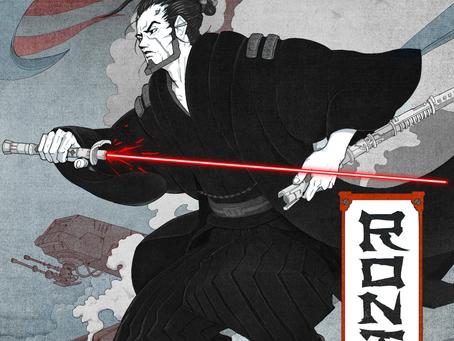 Manga Monday: Star Wars: Ronin: A Visions Novel Cover Reveal