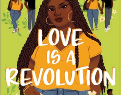 Love is a Revolution Cover Reveal