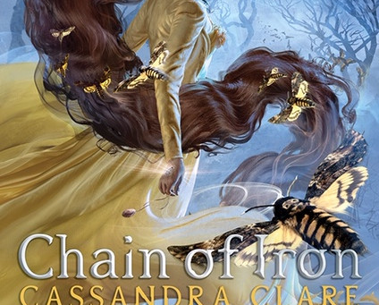 Chain of Iron Cover Reveal