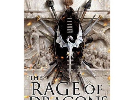 The Rage of Dragons Book Review