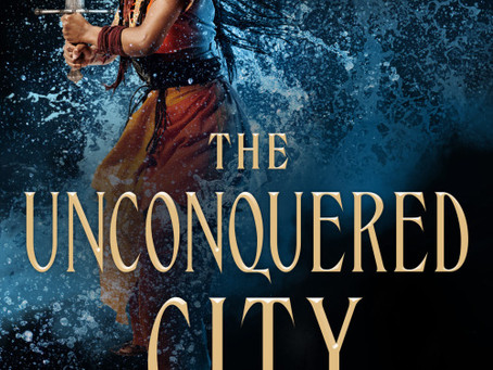 The Unconquered City Book Review