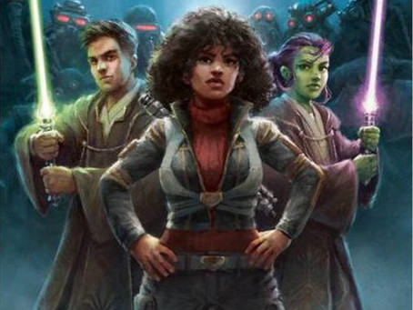 Star Wars: The High Republic: Out Of The Shadows Cover Reveal