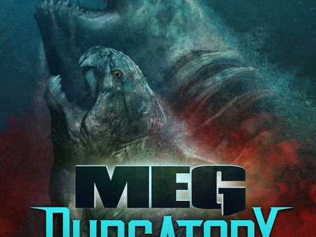 Meg: Purgatory Cover Reveal