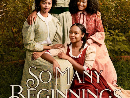 So Many Beginnings Cover Reveal