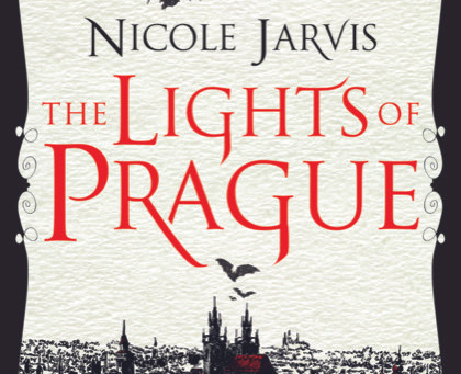 The Lights of Prague Cover Reveal