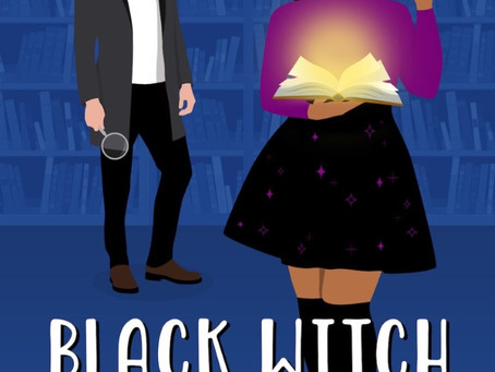 Black Witch Magic Cover Reveal