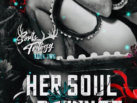 Her Soul For Revenge Cover Reveal